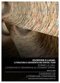 Ver N.º 33 (2015): Escrever o lugar: Literatura e Geografia no 'Spatial Turn' | Écrire le Lieu: Littérature et Géographie au Tournant Spatial